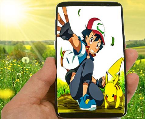 POkemon HD Wallpapers poster