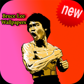 Bruce Lee Wallpaper icon