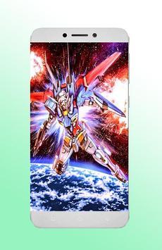Gundam Wallpaper screenshot 1