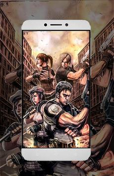 resident evil 4 hd wallpaper download