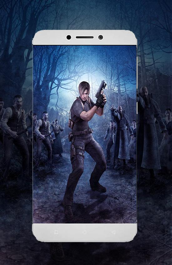 Resident Evil 4 Wallpaper For Android Apk Download