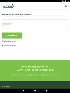 pro servis apk screenshot