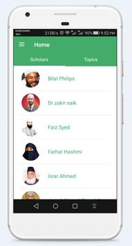 Islamic speeches screenshot 2