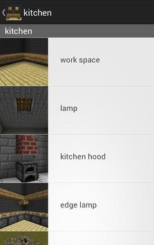Guide for Minecraft Furniture apk screenshot