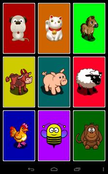 Animal Sounds for Baby screenshot 1