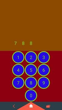Craig's Memory Game screenshot 2