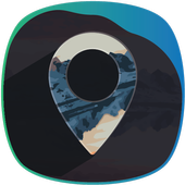 PinPoints - Save locations icon