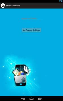 Notas UJGH apk screenshot