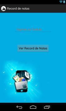 Notas UJGH poster