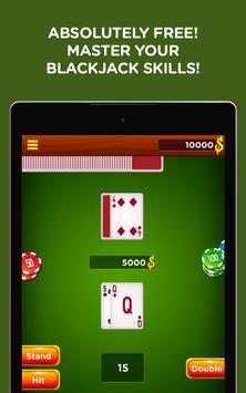 Pro Blackjack screenshot 11