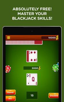 Pro Blackjack screenshot 7