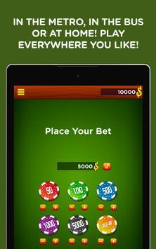 Pro Blackjack screenshot 6