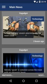 News Digest apk screenshot