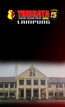 Tribrata News Lampung poster
