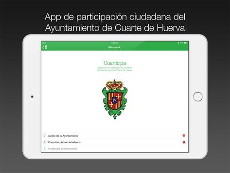 Cuarticipa screenshot 5