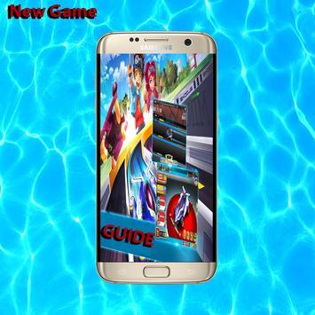 New Tamiya Game Tips poster
