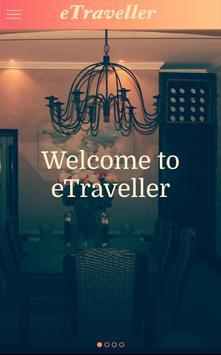 eTraveller poster