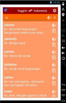 Kamus Indonesia Internasional apk screenshot