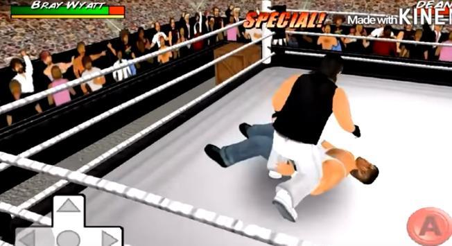 Guide For Wrestling Revolution 3D poster