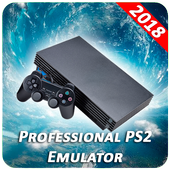 Professional PS2 Emulator - PS2 Free 2018 आइकन