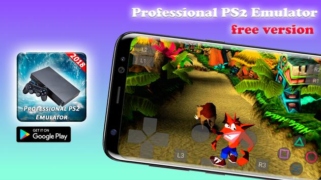 Professional PS2 Emulator - PS2 Free 2018 स्क्रीनशॉट 3