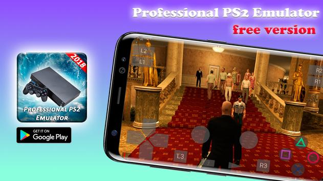 Professional PS2 Emulator - PS2 Free 2018 स्क्रीनशॉट 4