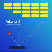 Arkanoid icon