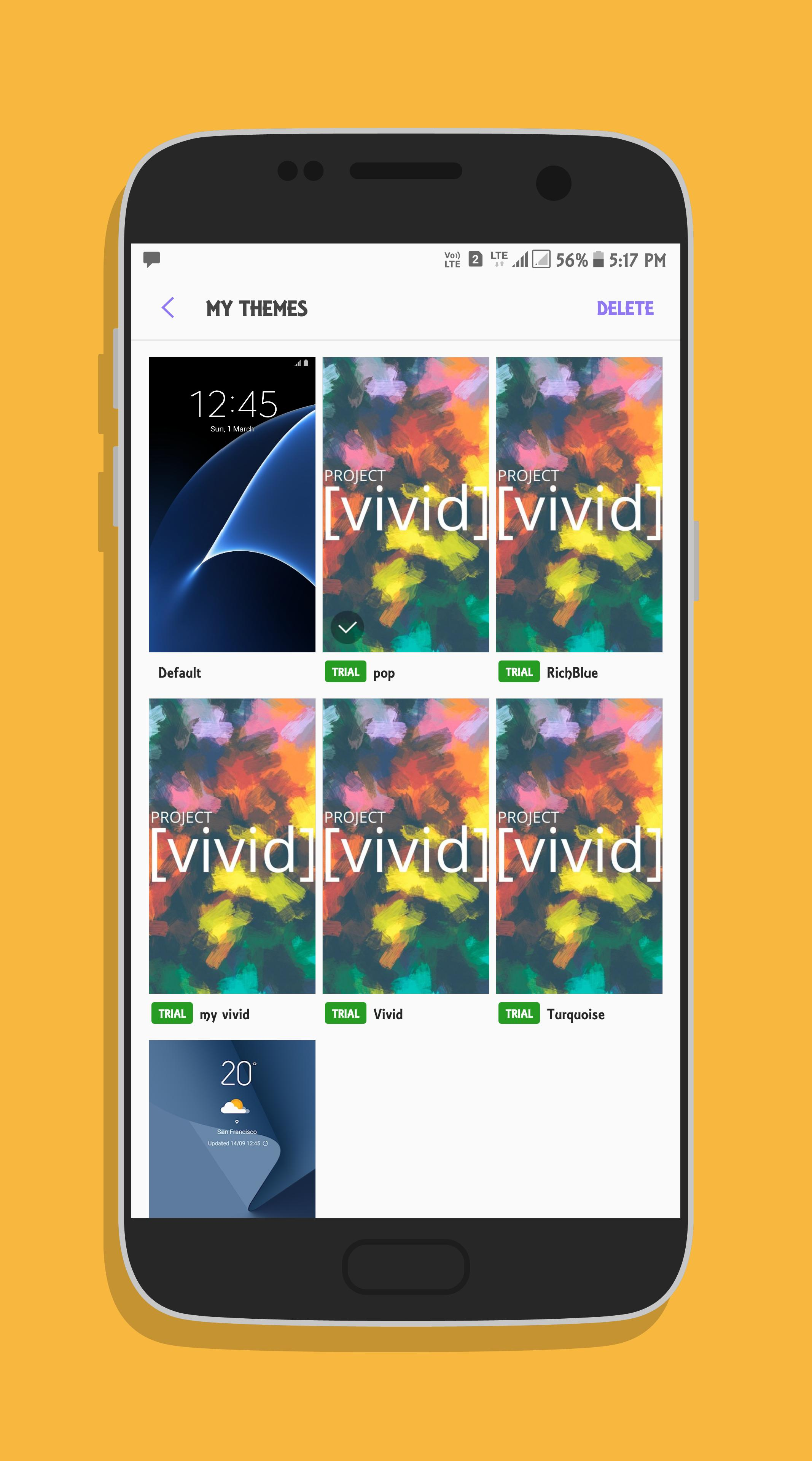 themeGalaxy DIY for Samsung Galaxy Note/S/J/C/A ✺ for Android - APK