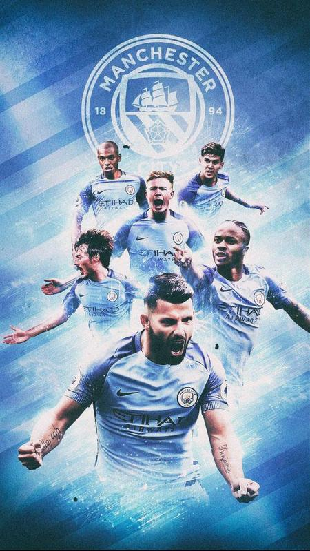 Manchester City Live Wallpapers New 2018 poster ...