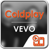 Hot Clips for Coldplay Vevo icon