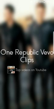 Hot Clips for One Republic Vevo poster