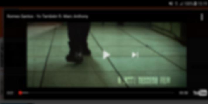 Hot Clips for Romeo Santos Vevo screenshot 4