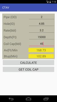 CT AV (Coil Annular Velocity) apk screenshot