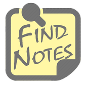 FindNotes icon