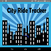 City Ride Tracker 2.0 icon