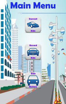 City Ride Tracker 2.0 apk screenshot