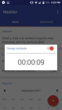 Medidor screenshot 1