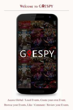 Goespy poster