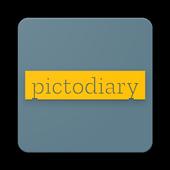 PictoDiary icon