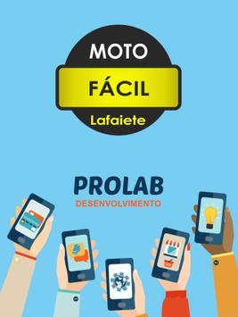 Moto Fácil poster