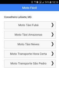 Moto Fácil apk screenshot