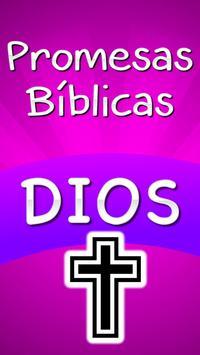 Promesas Bíblicas de Dios poster