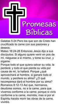 Promesas Bíblicas de Dios screenshot 7