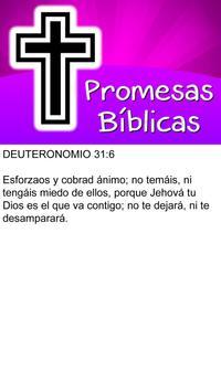 Promesas Bíblicas de Dios screenshot 4