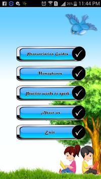 Learn Pronunciation Speak Eng apk screenshot