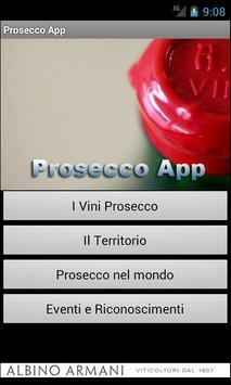 Prosecco poster