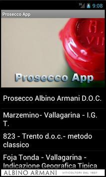 Prosecco apk screenshot
