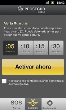 Prosegur Mobile screenshot 2