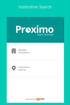 Proximo Client Oriented screenshot 6