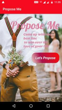 Propose Me poster